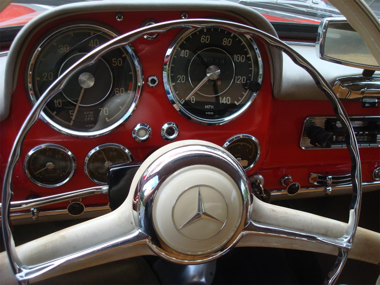 Large Picture of Classic 1958 Mercedes-Benz 190SL located in naperville Illinois - $170,000.00 Offered by Naperville Auto Haus - NQ5X