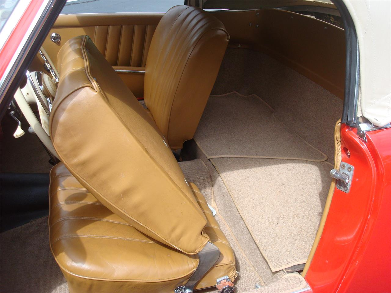 Large Picture of Classic '58 Mercedes-Benz 190SL Offered by Naperville Auto Haus - NQ5X