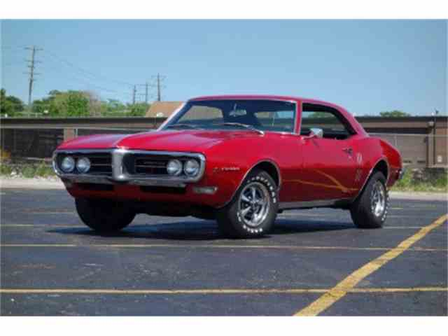 Picture of 1968 Pontiac Firebird - $25,500.00 - NKTI