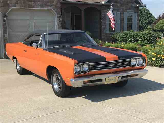 Picture of '69 Road Runner - NQ68