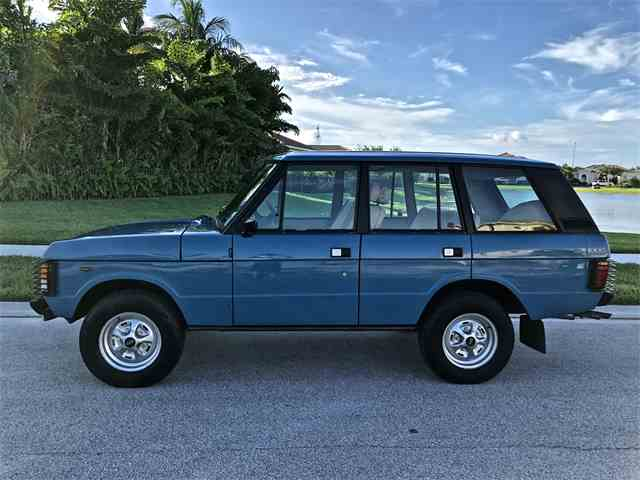 Picture of '82 Range Rover - NQ6A