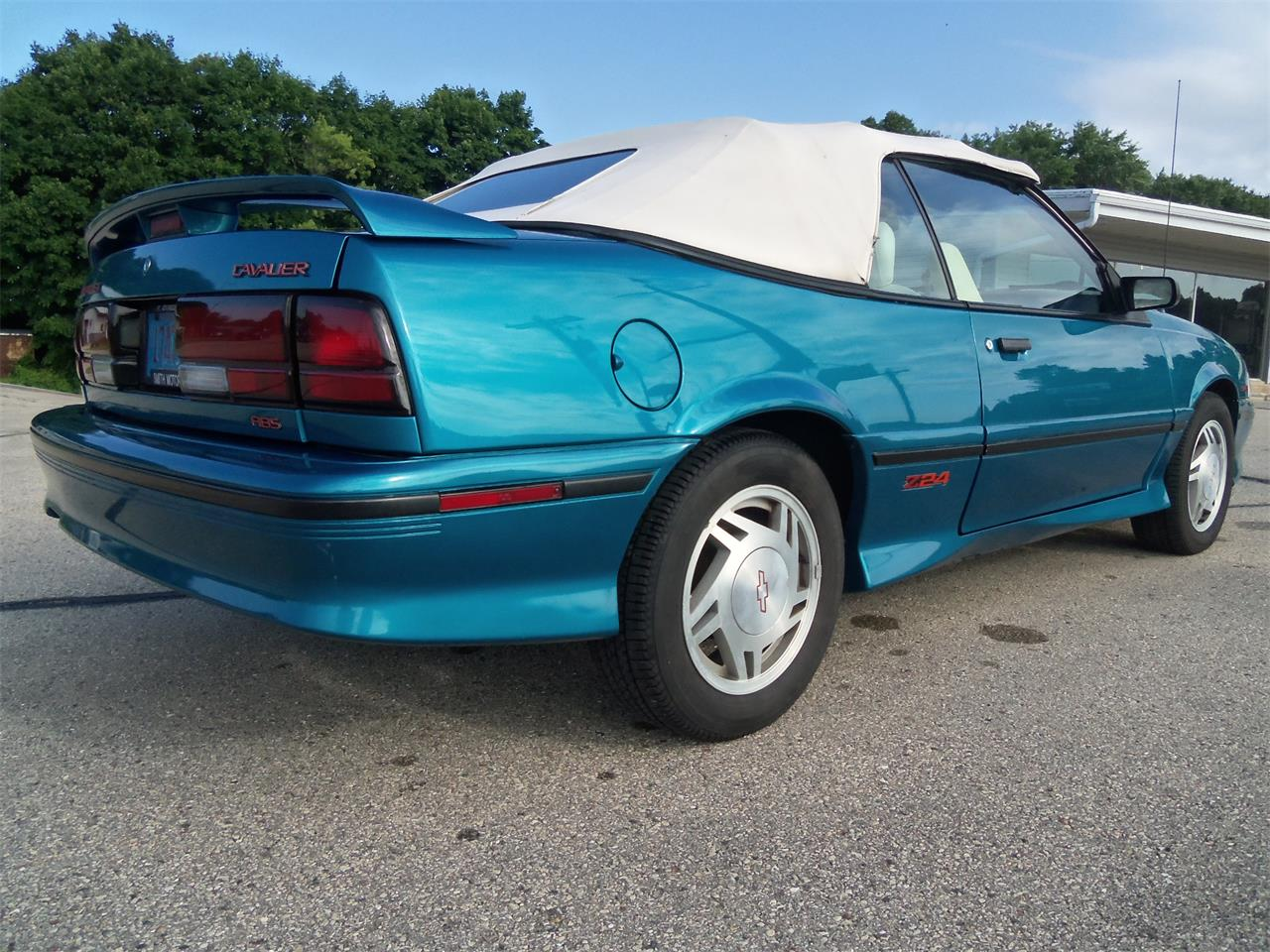 Large Picture Of 92 Cavalier