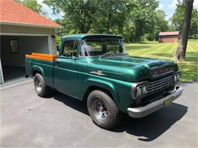 Picture of '59 F100 - NQ6O