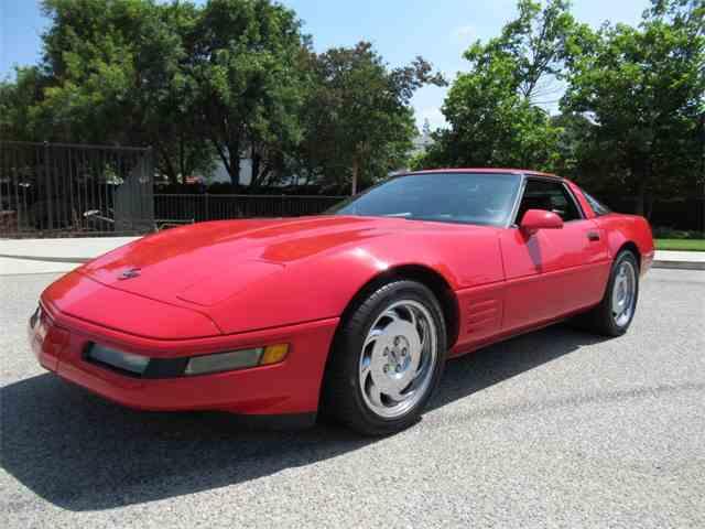 Picture of '92 Corvette - NQ6Q