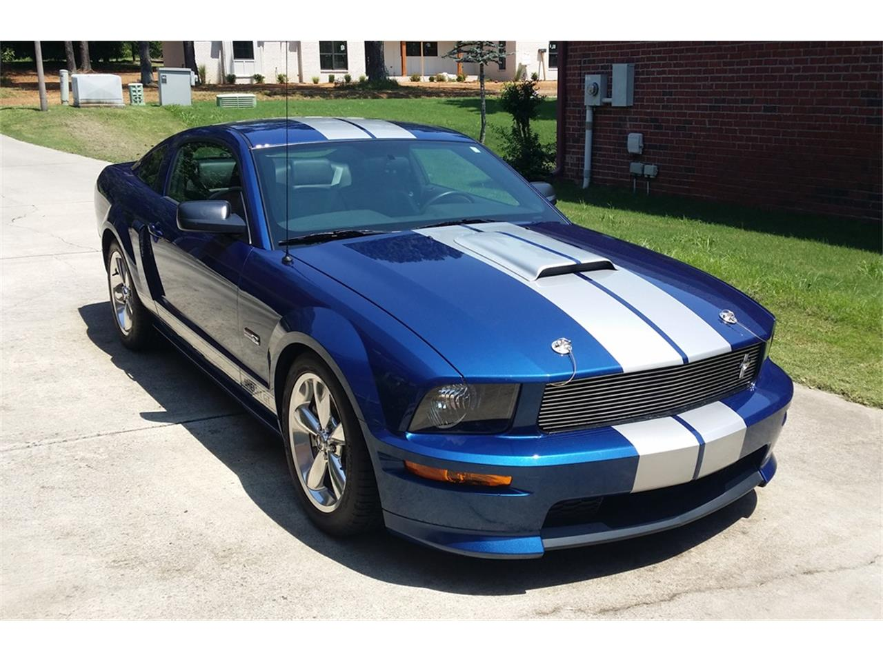 For sale 2008 shelby gt in huntsville alabama