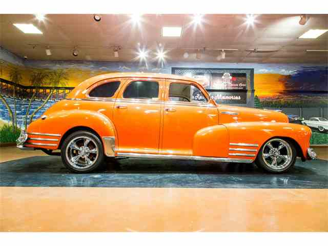 Picture of '48 Chevrolet Fleetmaster located in Florida - $26,995.00 Offered by  - NLB5