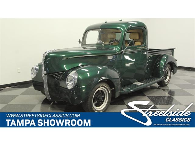 Picture of Classic 1940 Pickup - NQ7N