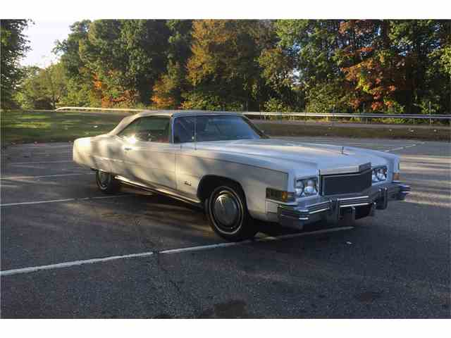 Picture of '74 Eldorado - NLB6
