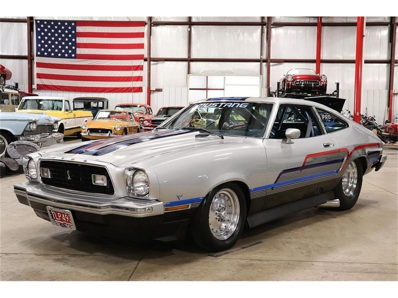 For Sale: 1976 Ford Mustang II Cobra in Kentwood, Michigan