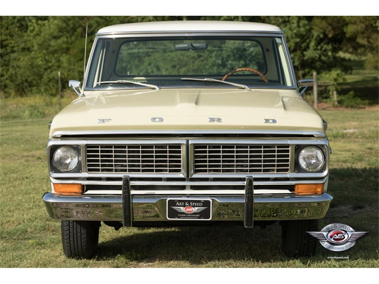 Large Picture of '70 F100 - NQ83