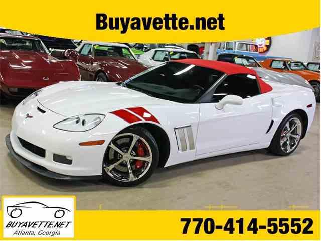 Picture of '12 Corvette - NQ8A