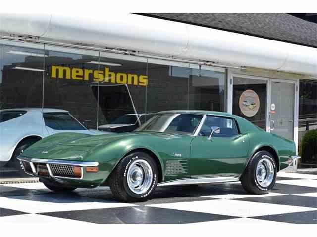 Picture of '72 Corvette - NQ90