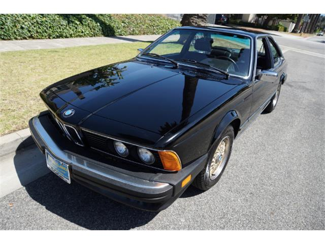 Picture of '85 635csi - NQ9H