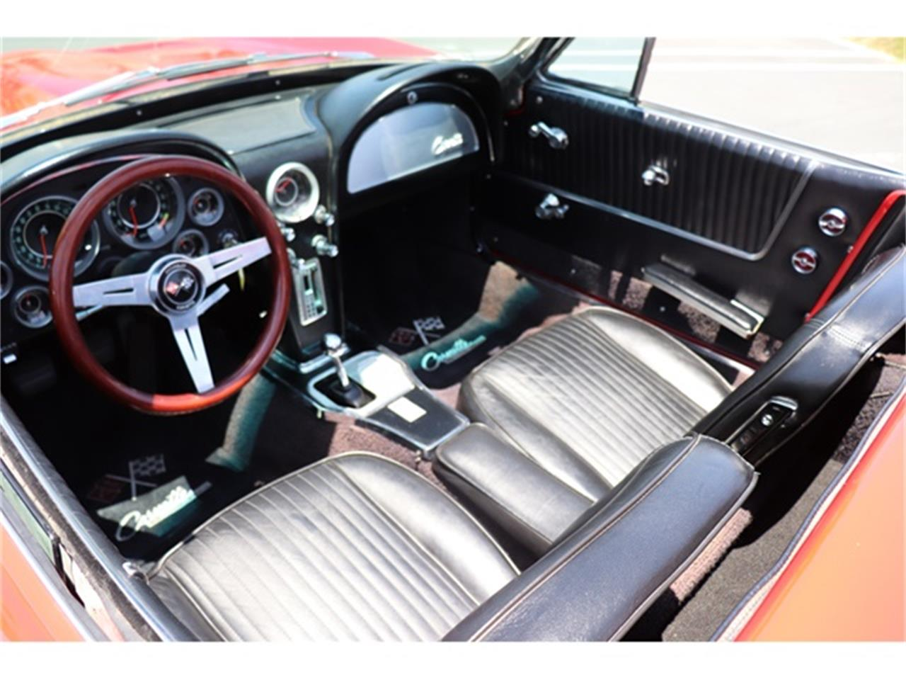 Large Picture of '64 Chevrolet Corvette Offered by West Coast Corvettes - NQ9M