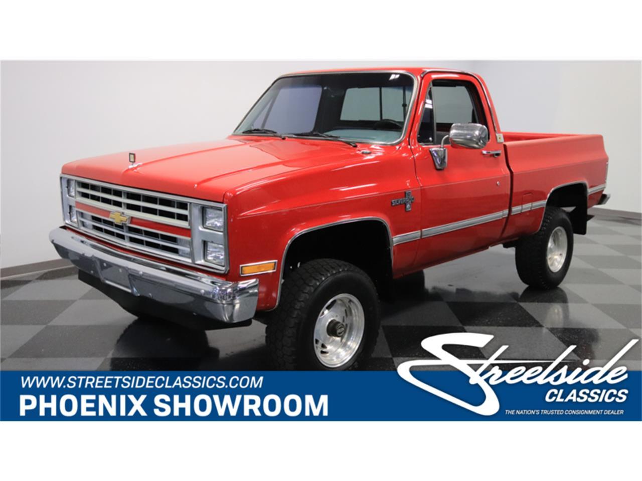 For Sale 1982 Chevrolet Silverado In Mesa Arizona