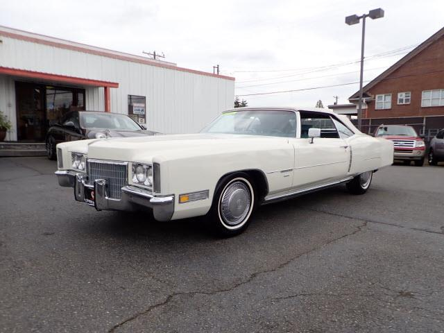 Picture of '71 Eldorado - NQA7