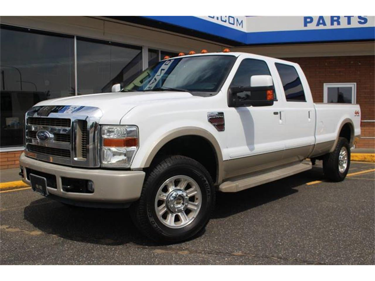 Large picture of 08 ford f350 located in lynden washington 19995 00 nqak