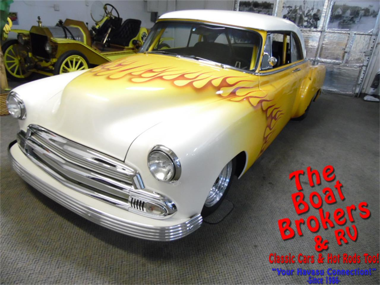 1951 Chevrolet Bel Air For Sale Cc 1107168 Paint Colors Large Picture Of 51 Nqao
