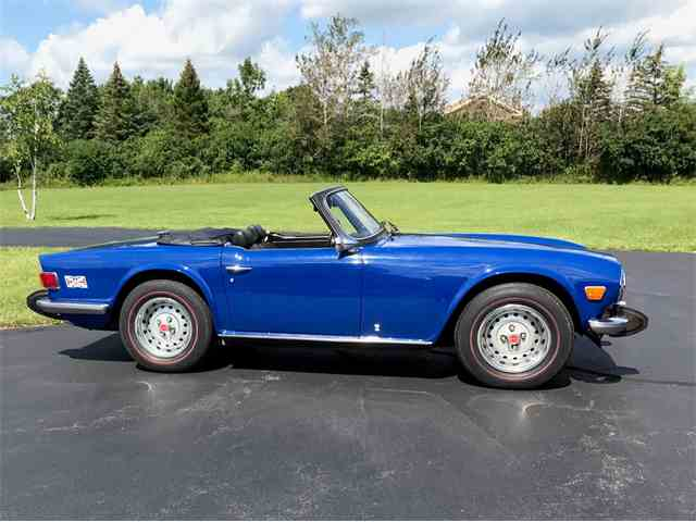 Picture of '74 TR6 - NQBD