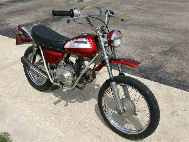 Picture of '72 Motorcycle - NQBI