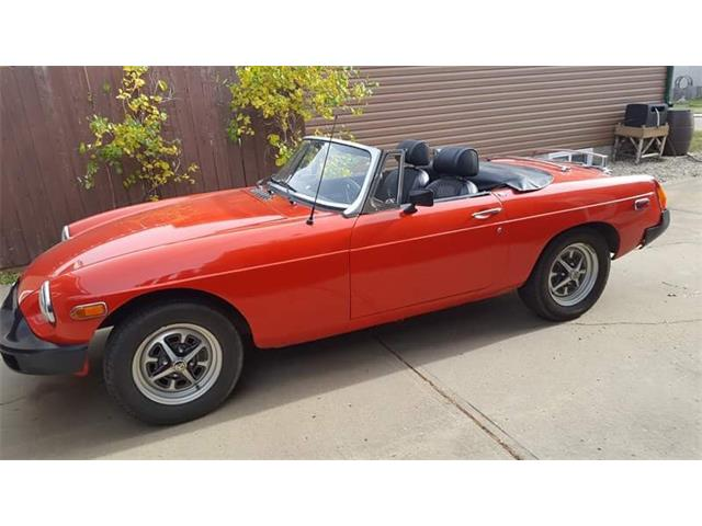 Picture of '76 MGB - NQBN