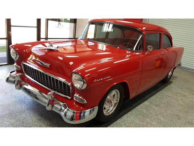 Picture of Classic '55 Chevrolet 150 - $125,000.00 Offered by a Private Seller - NQBX