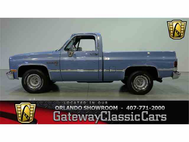 Picture of '84 C10 Offered by  - NLBM