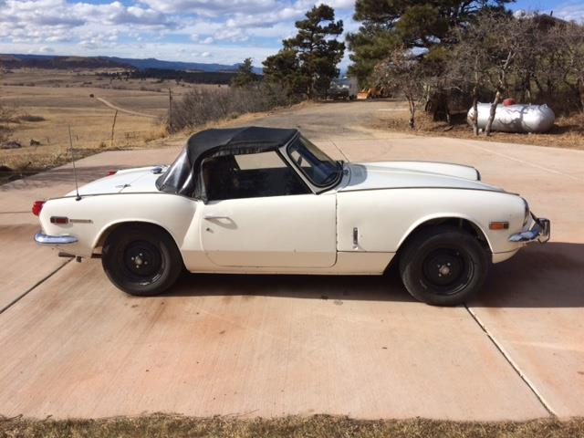 Picture of Classic 1970 Spitfire - $3,500.00 - NQCC