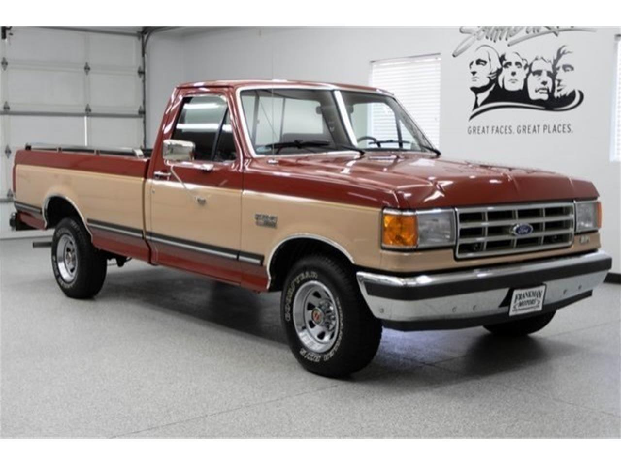 1987 Ford F150 >> For Sale 1987 Ford F150 In Sioux Falls South Dakota