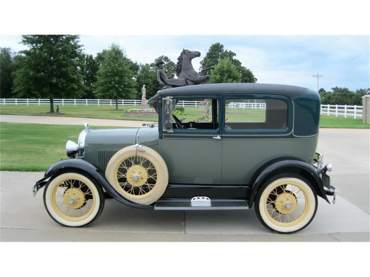 Large Picture of Classic 1929 Ford Model A located in Colcord Oklahoma - NQF2