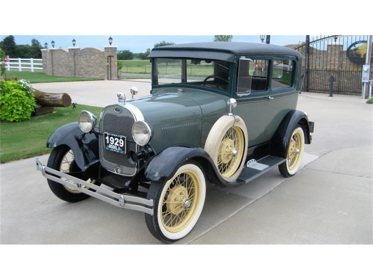 Large Picture of 1929 Ford Model A - NQF2