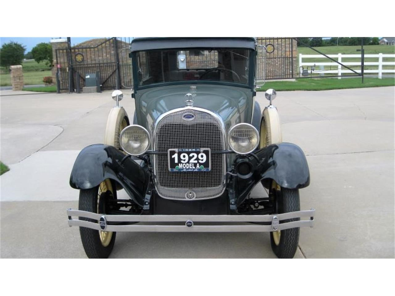 Large Picture of Classic 1929 Model A Offered by Yesterday's Classic Cars  - NQF2