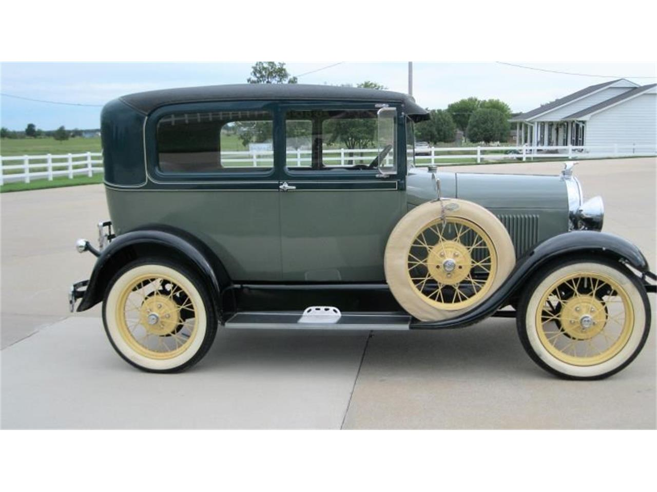 Large Picture of '29 Ford Model A - NQF2