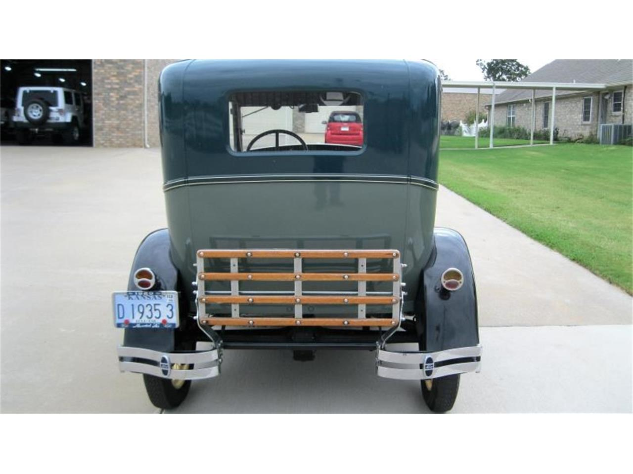 Large Picture of '29 Model A located in Oklahoma - NQF2