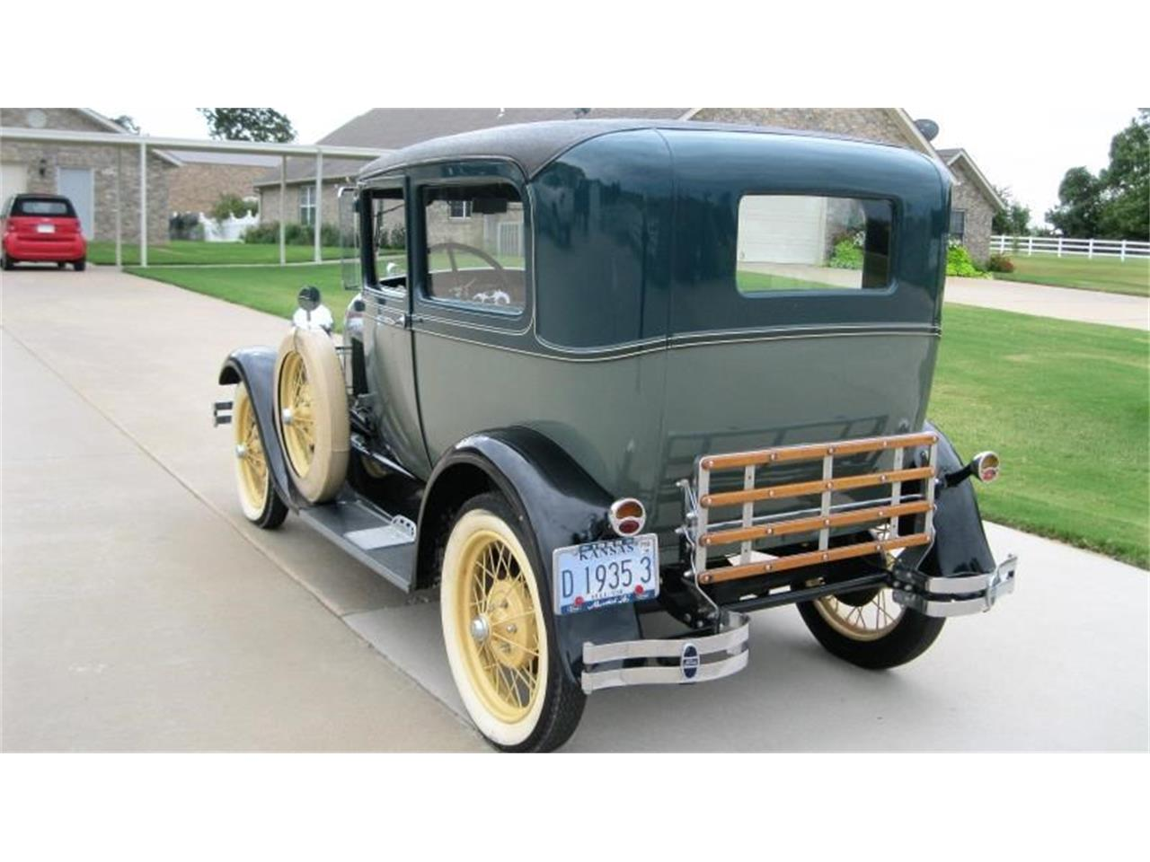 Large Picture of '29 Model A - NQF2