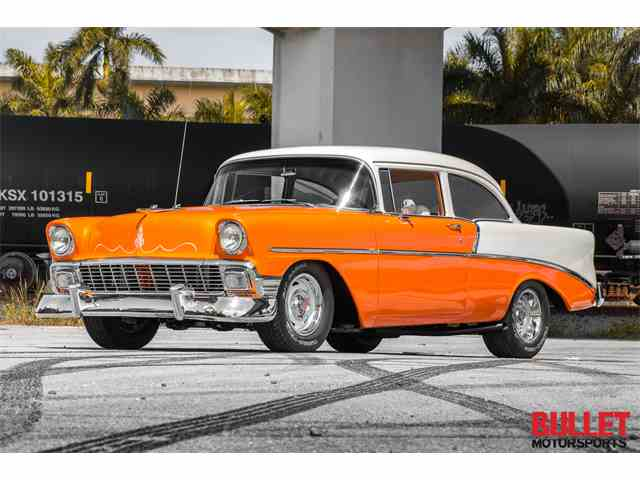 Picture of '56 Bel Air - NQFF