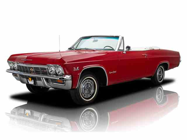 Picture of Classic '65 Chevrolet Impala SS - NLBY