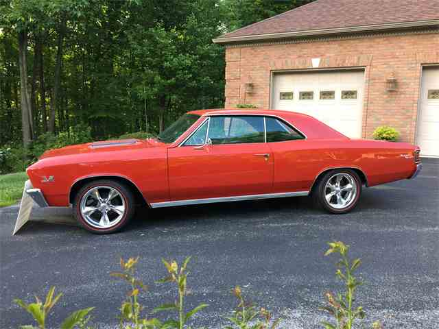 Picture of '67 Chevelle SS - NQFG
