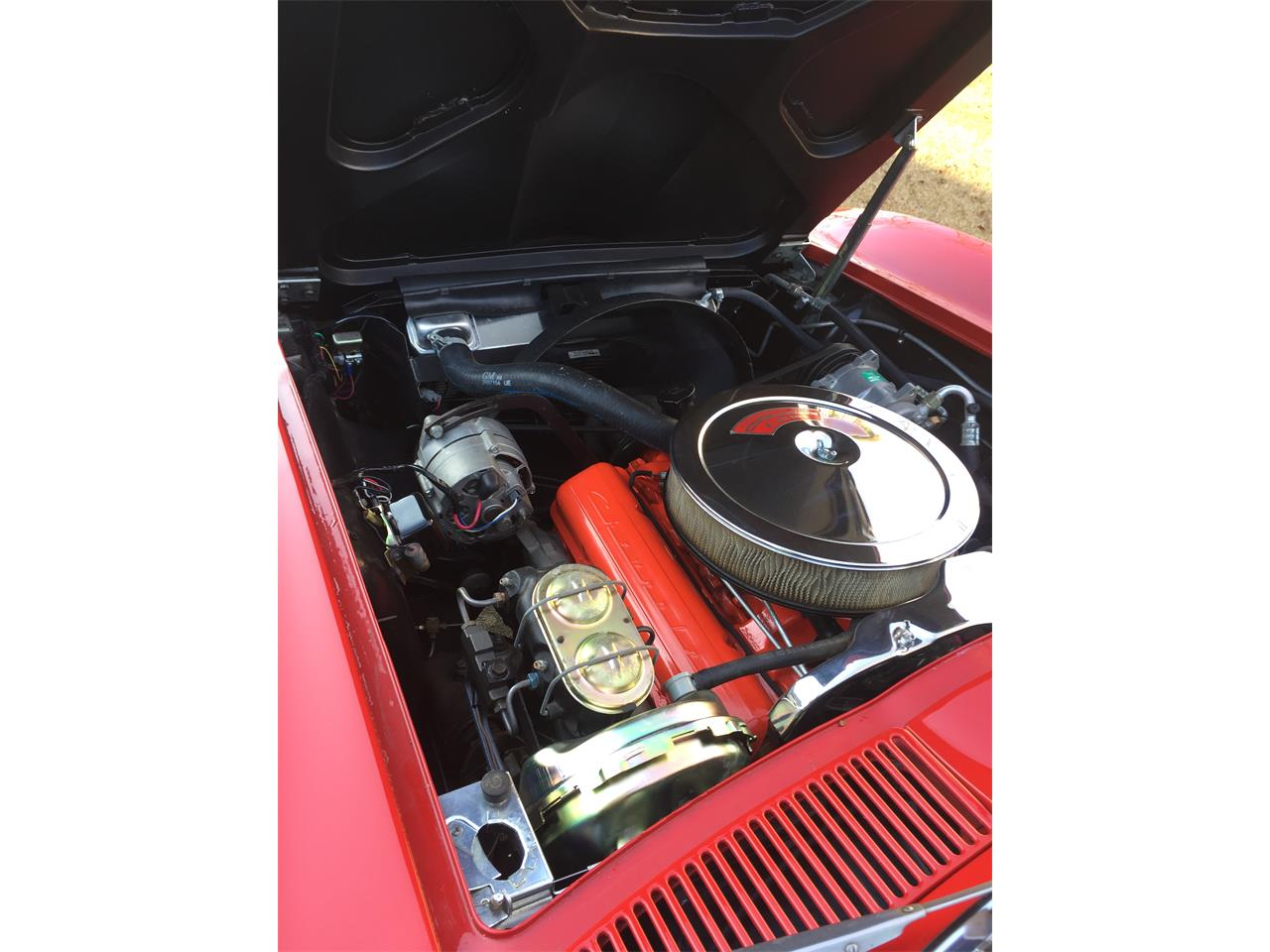 Large Picture of '67 Corvette - NQFV
