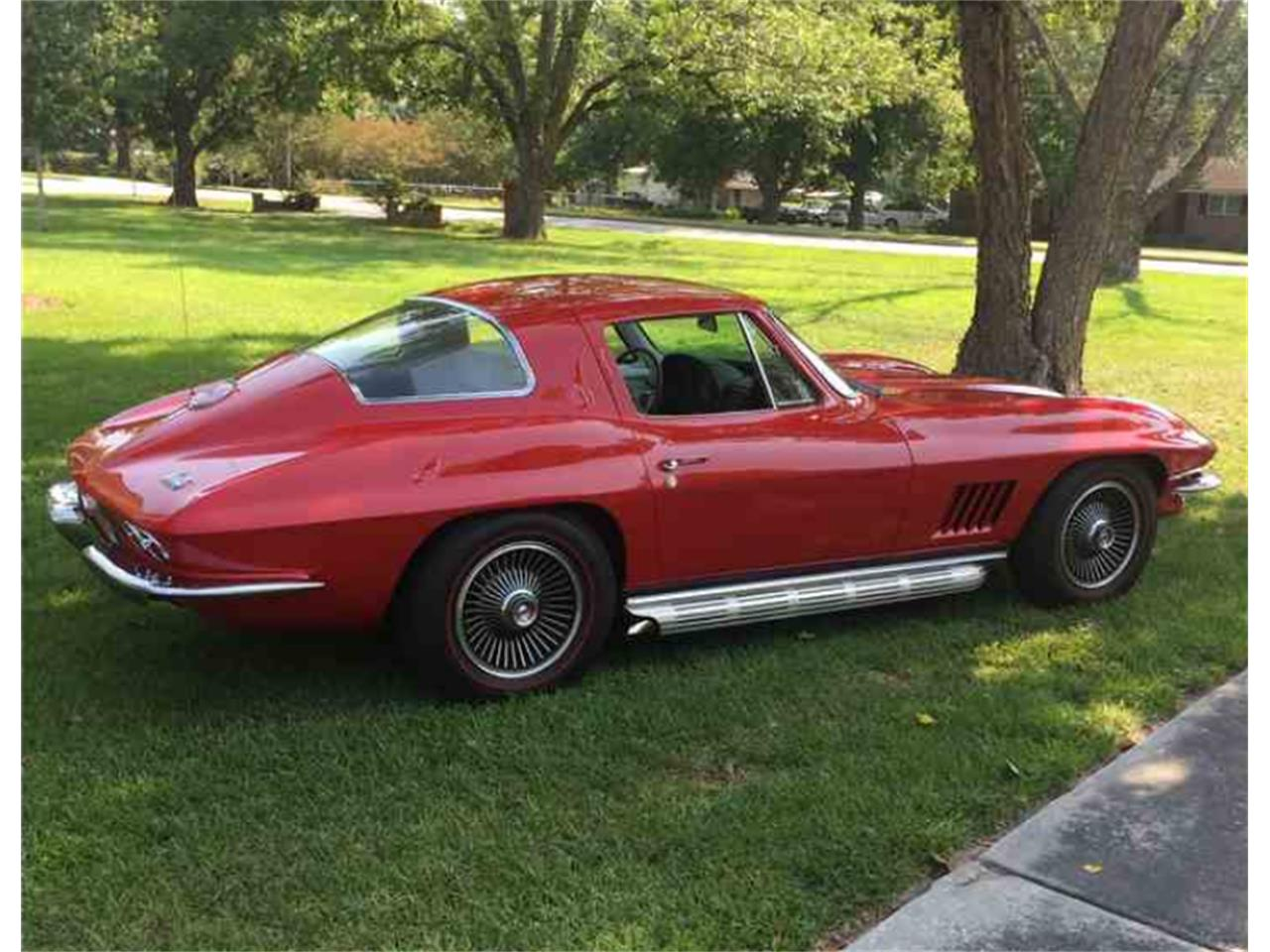 Large Picture of Classic 1967 Corvette located in Georgia Offered by a Private Seller - NQFV