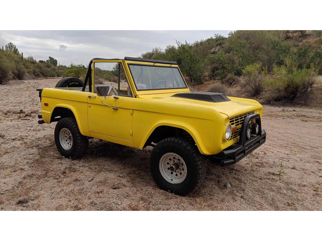 Large Picture of '71 Ford Bronco located in Arizona Offered by a Private Seller - NQFY
