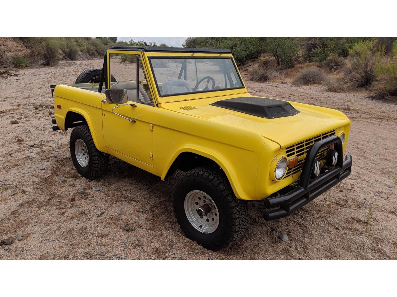 Large Picture of Classic 1971 Bronco located in Arizona - $22,500.00 - NQFY
