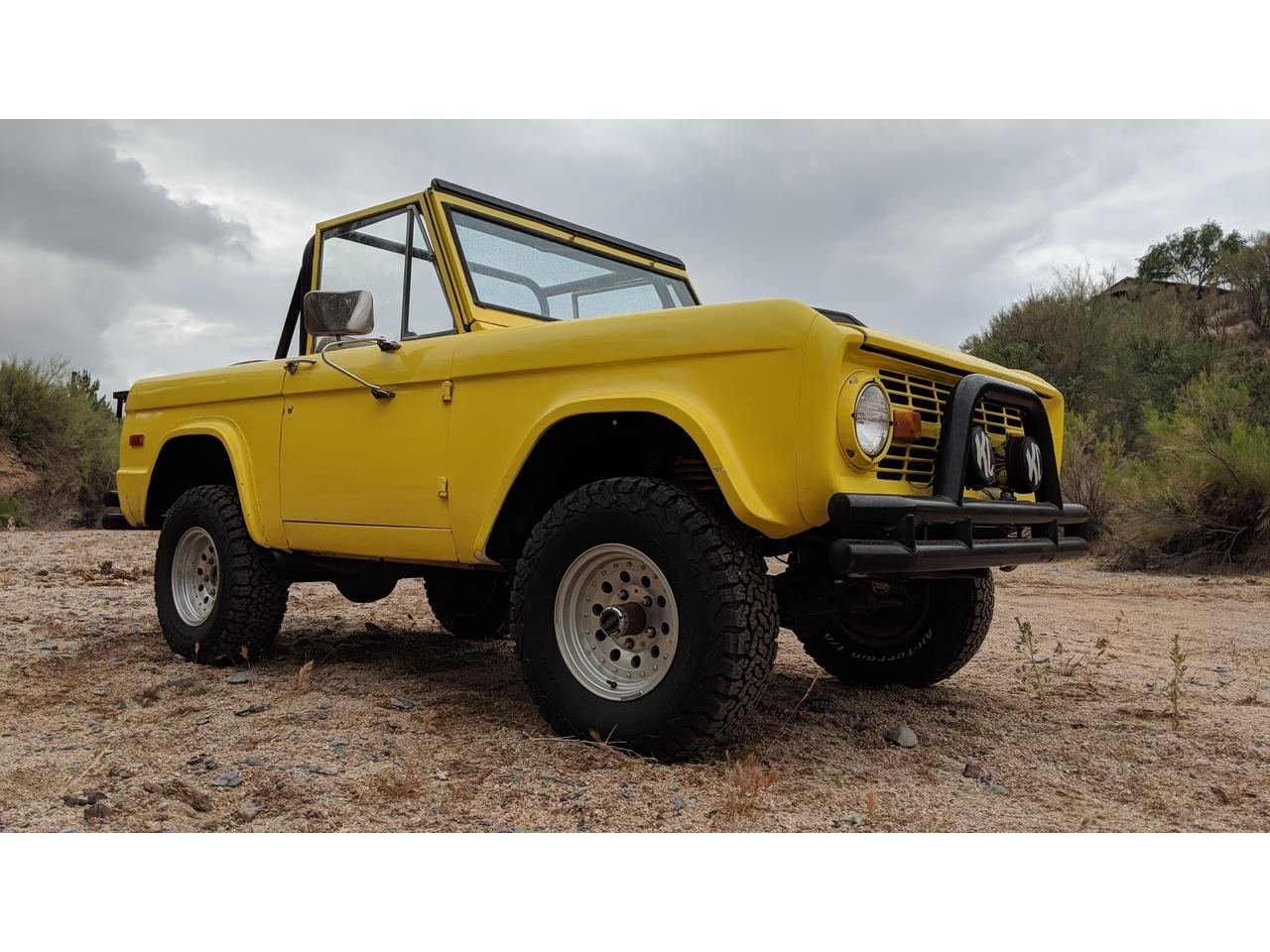 Large Picture of Classic '71 Bronco located in Arizona - $22,500.00 Offered by a Private Seller - NQFY