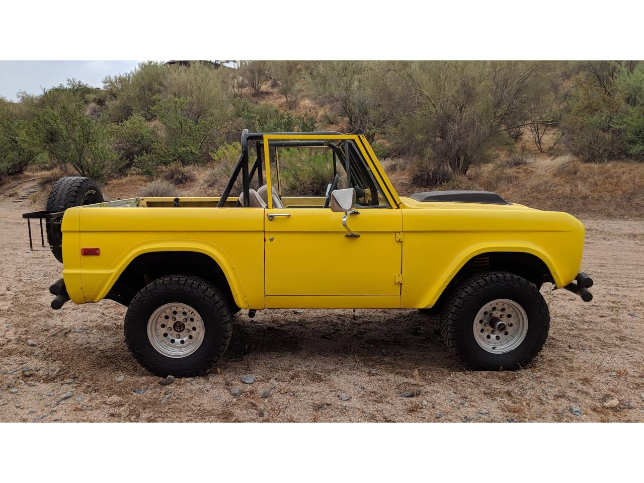 Large Picture of '71 Bronco located in Cave Creek Arizona - NQFY