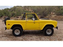 Picture of Classic '71 Bronco located in Cave Creek Arizona - NQFY