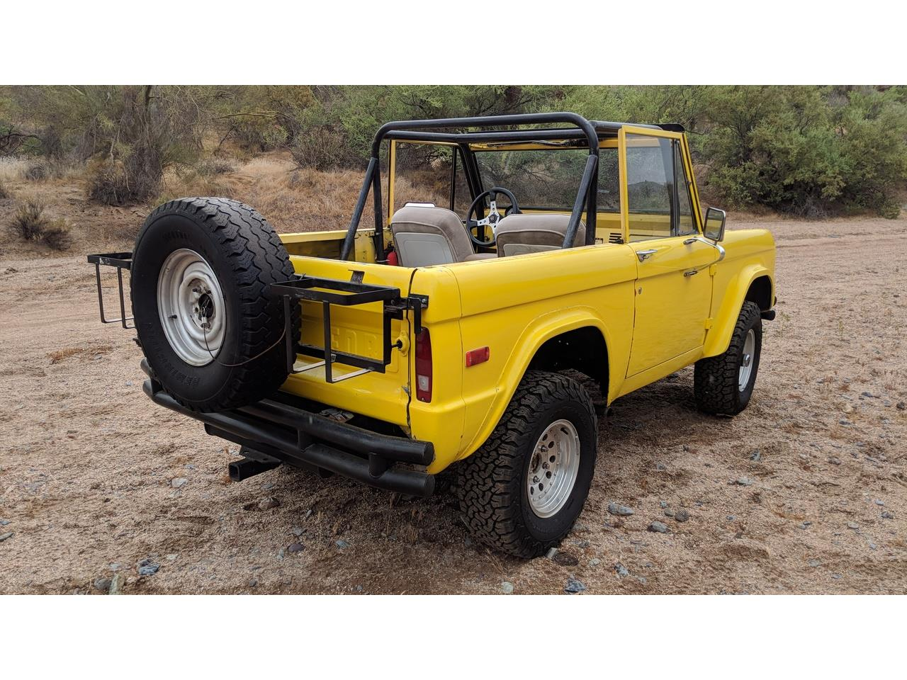 Large Picture of Classic '71 Ford Bronco located in Arizona - $22,500.00 Offered by a Private Seller - NQFY