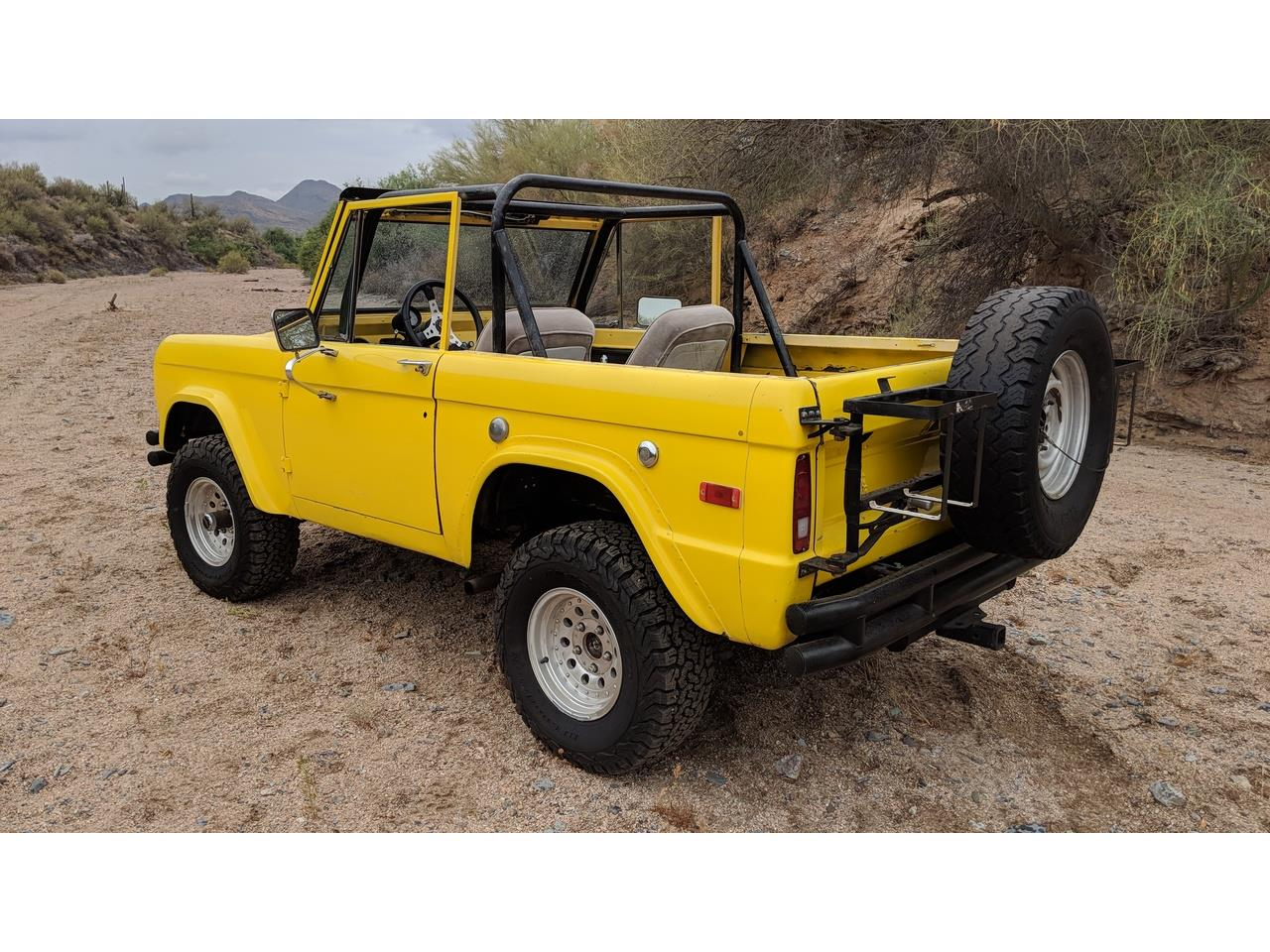 Large Picture of 1971 Ford Bronco located in Arizona Offered by a Private Seller - NQFY