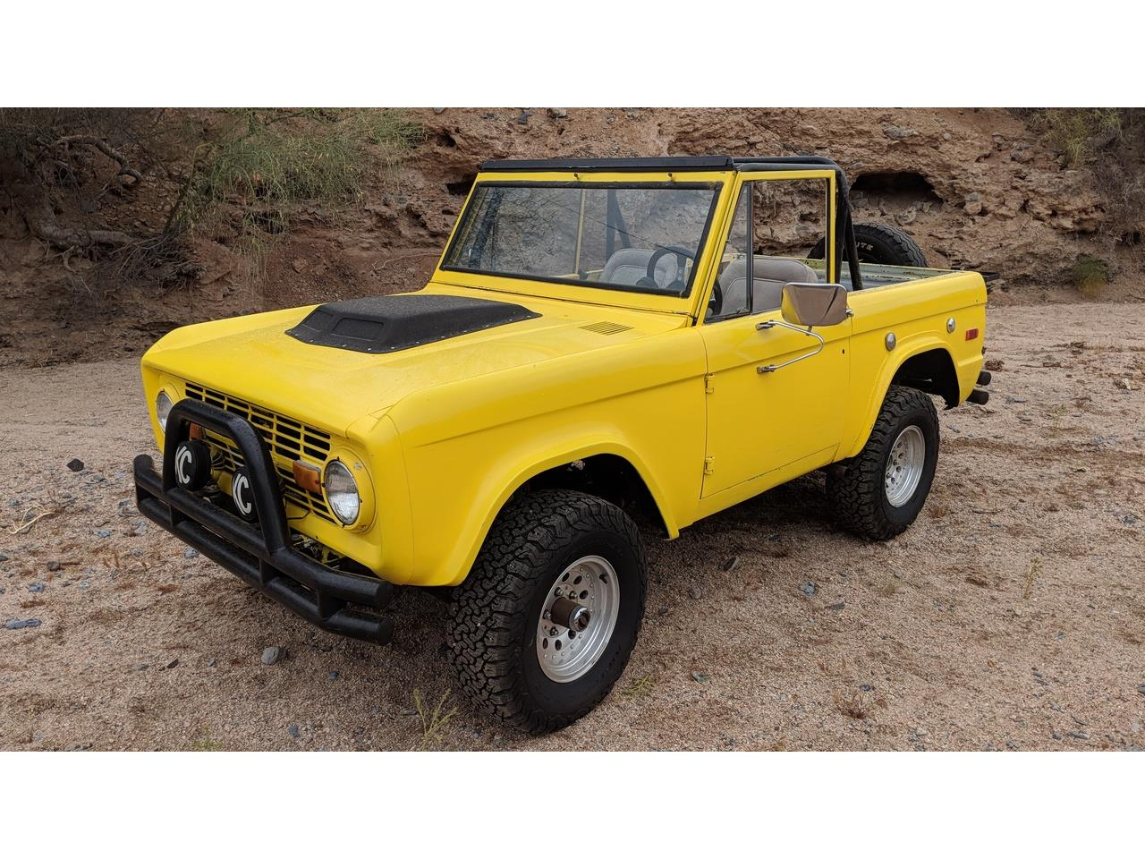 Large Picture of 1971 Bronco located in Cave Creek Arizona - NQFY