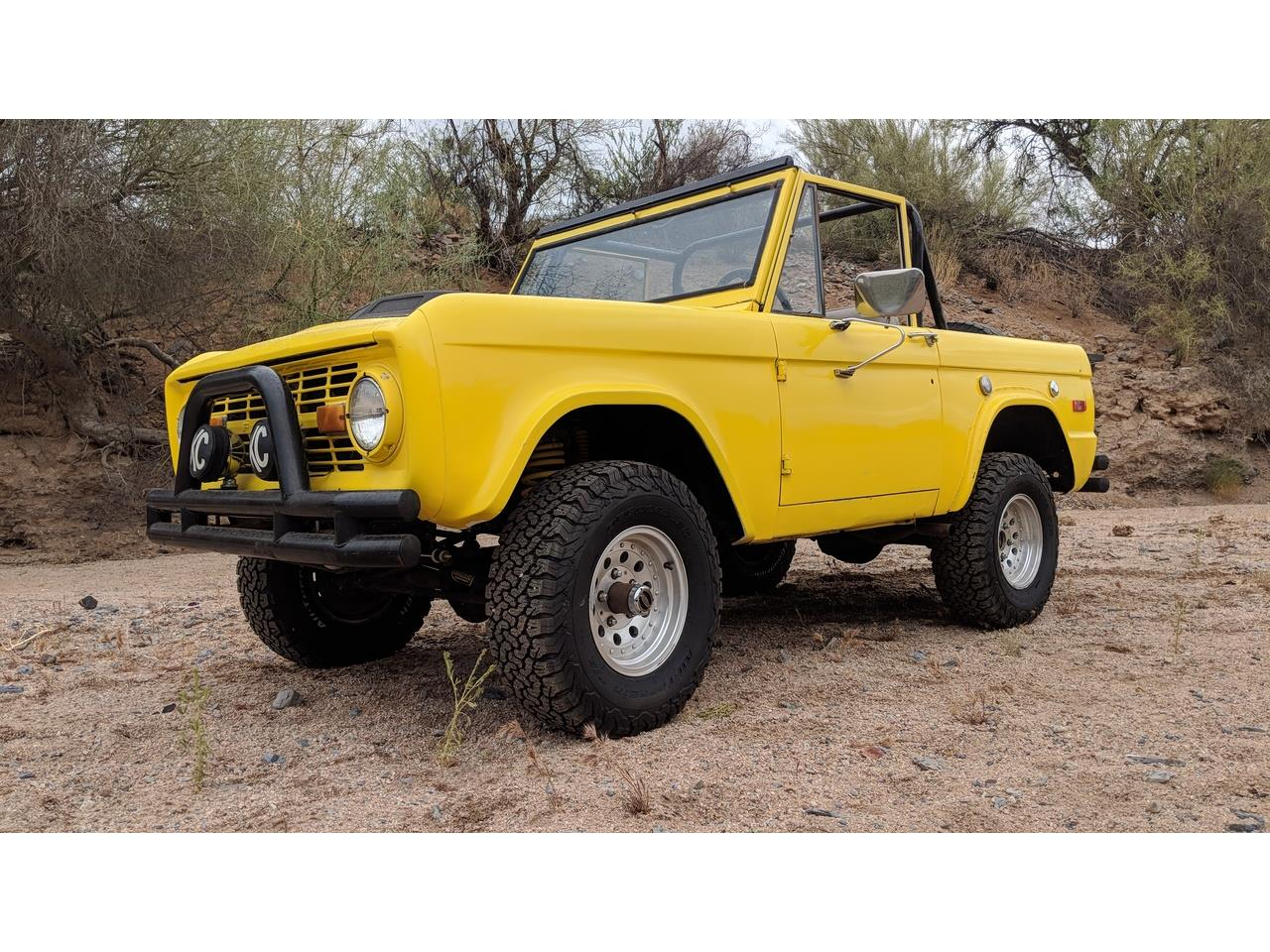 Large Picture of '71 Ford Bronco Offered by a Private Seller - NQFY