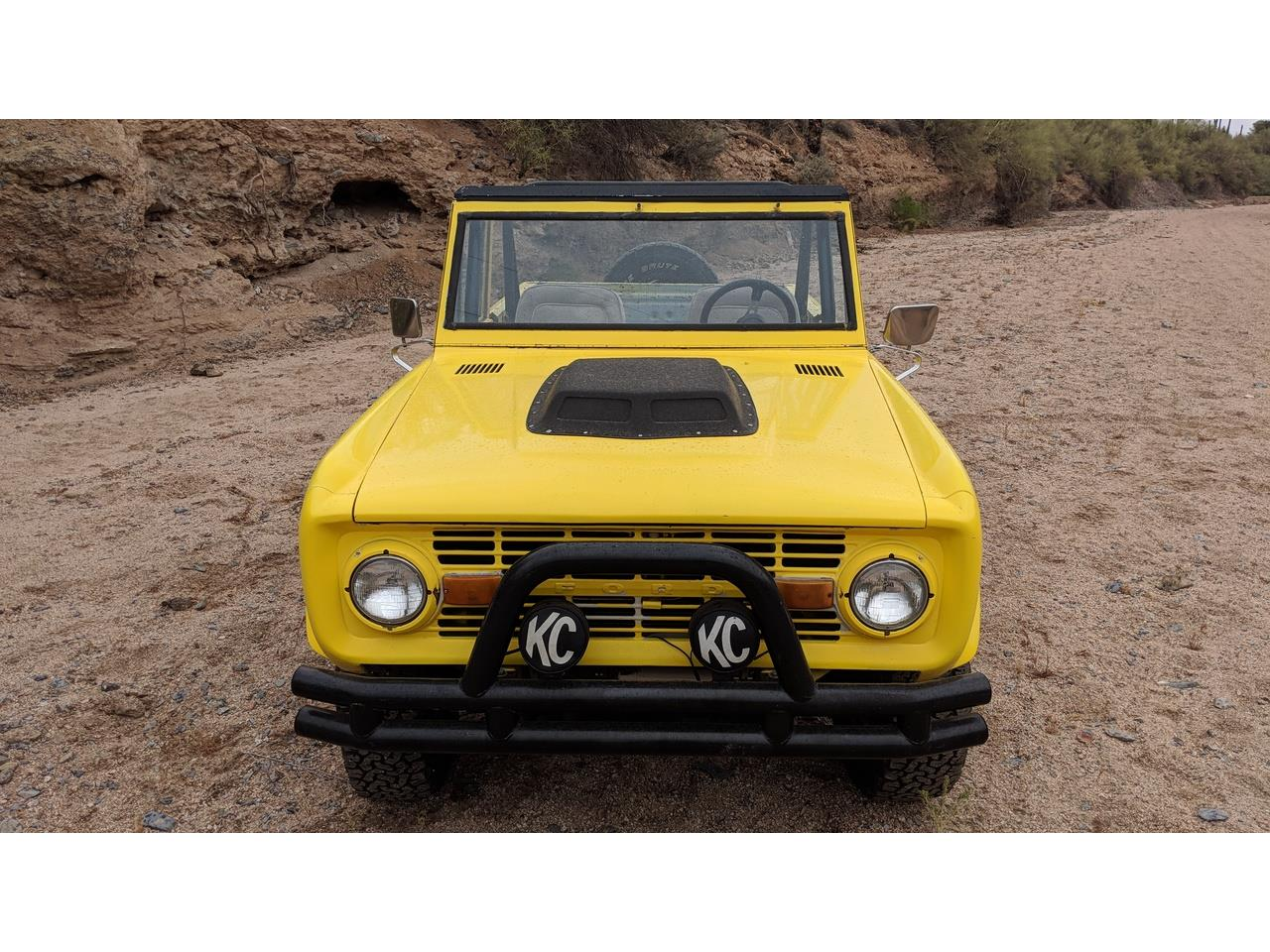 Large Picture of Classic '71 Ford Bronco - NQFY